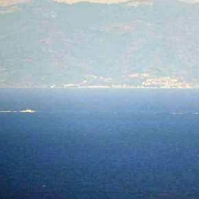 Εμπλοκή τoυρκικών πλοίων με την κανονιοφόρο «Κραταιός» στις Οινούσσες(vid)