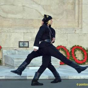 Το υπουργείο Εθνικής Άμυνας κρατάει ζωντανή την μνήμη της Γενοκτονίας των Ποντίων (βίντεο)–