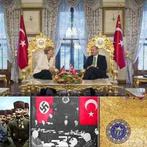 Αναμένεται Ευρύτερη Αποσταθεροποίηση! Η Μέρκελ Θα Πουλήσει τους Κούρδους για Χάρη τωνΤούρκων