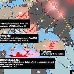 """Αντιπυραυλική ασπίδα: Οι ΗΠΑ """"πάτησαν το κουμπί"""" στη Ρουμανία και η Μόσχααντιδρά"""