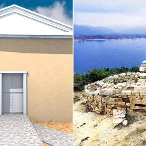«Επίσημη πρώτη» για τον τάφοΑριστοτέλη