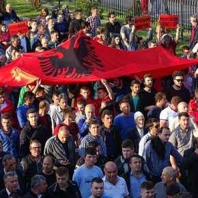 Οι Σκοπιανοί μάλλον Λάθος Σύνορα Κλείσανε – Οι Αλβανοί ΖητάνεΟμοσπονδία