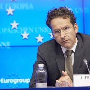 «Δεν περιμενω τιποτα απο την σημερινη συνεδριαση»«Βόμβες» Ντάισελμπλουμ-Σόιμπλε πριν το Eurogroup «παγώνουν» τηνΑθήνα
