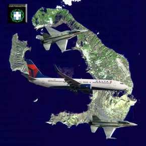 RENAGADE: Παραλίγο να καταρριφθεί Boeing 737 με 140 επιβάτες επάνω από την Σαντορίνη!