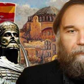Α.Ντούγκιν: «Η Βυζαντινή Αυτοκρατορία θα αναστηθεί με κορμό την Ορθοδοξία – Το είπαν ο Πατροκοσμάς και ο Παΐσιος»