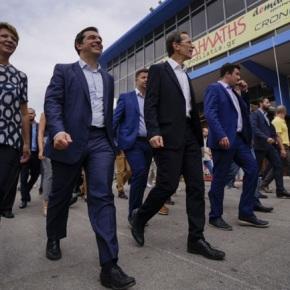 Στη Θεσσαλονίκη ο πρωθυπουργός για τα εγκαίνια των εργασιών τουΤΑΡ