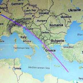 Το ISIS ανατίναξε με βόμβα το αεροσκάφος της EgyptAir MS804 λένε οιΙσραηλινοί
