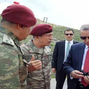 Στρατηγική ανάσχεσης της Τουρκίας από την Ρωσία – Σε τροχιά σύγκρουσης σε Συρία, Μεσόγειο και… Αιγαίο(φωτό,vid)