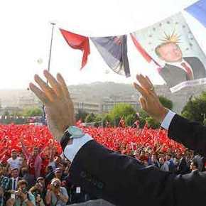 """""""Η δημοκρατία είναι ένα μέσο δεν είναι στόχος""""! Ο Ερντογάν δεν το ΄κρυψε ποτέ και τοεφαρμόζει"""