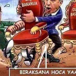 """Γιατί έβαλε """"φερετζέ"""" στον Νταβούτογλου ο """"σουλτάνος""""Ερντογάν"""