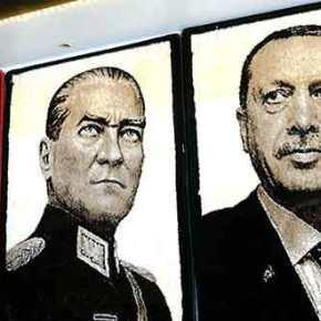"""Ο Ερντογάν αποποιείται τον Κεμαλισμό και στοχεύει στο Αιγαίο """"κόντρα"""" στιςΗΠΑ"""