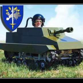 Βρετανική έκθεση κόλαφος για την ανύπαρκτη στρατιωτικάΕΕ