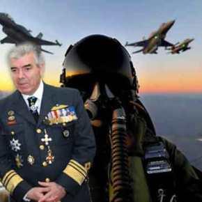 Αρχηγός ΓΕΑ: «Υπαρκτός ο κίνδυνος για ατύχημα με τουρκικά μαχητικά» – Π.Καμμένος: «Δεν ωφελεί να πάρω τηλέφωνο τον Τούρκο υπουργό»
