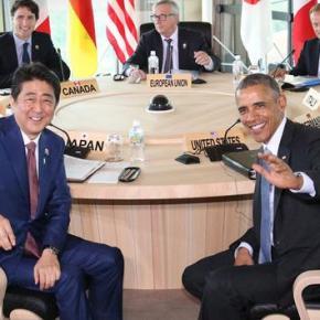Θετικά αποτιμά η G7 τη συμφωνία του Eurogroup -ΔΗΛΩΣΕΙΣ ΟΜΠΑΜΑ, ΓΙΟΥΝΚΕΡ,ΤΟΥΣΚ