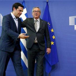 ΟΙ ΕΛΛΗΝΕΣ ΕΧΟΥΝ ΠΕΤΥΧΕΙ ΟΛΟΥΣ ΤΟΥΣ ΣΤΟΧΟΥΣ ΤΗΣ ΑΞΙΟΛΟΓΗΣΗΣ – Ζ.Κ. Γιούνκερ πριν το κρίσιμο Eurogroup: «Ξεκινούν οι συζητήσεις για το χρέος- H Ελλάδα θα μπει σε σταθερή οικονομική ανάπτυξη»–