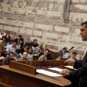 «Ζορίζονται» αλλά ψηφίζουν οι βουλευτές τουΣΥΡΙΖΑ