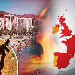 ΕΚΘΕΣΗ «ΦΩΤΙΑ»: Η λίστα με τις χώρες που κινδυνεύουν με τρομοκρατική επίθεση – Που βρίσκεται η Ελλάδα –Χάρτης