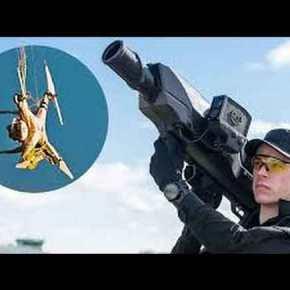 Καταρρίψεις drones! Δείτε πως γίνονται σεβίντεο