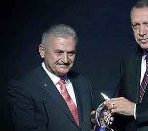 Ο Ερντογαν όρισε πρωθυπουργό μέρασημαδιακή!