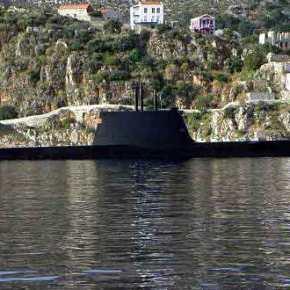 """Γιατί είναι """"είδηση"""" η παρουσία ελληνικού υποβρυχίου στη Μεγίστη; Ο Ματρώζος και…οΚατρώζος"""