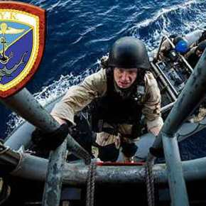 Ρεσάλτο βατραχανθρώπων του ΠΝ σε πλοίο με τουρκική σημαία ανοιχτά τηςΚρήτης