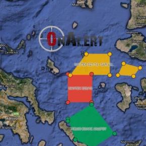 Τουρκικές ψευδο-NAVTEX κλείνουν το Αιγαίο – διαδραστικός ΧΑΡΤΗΣ – Γιατί η Αθήνα τοανέχεται;