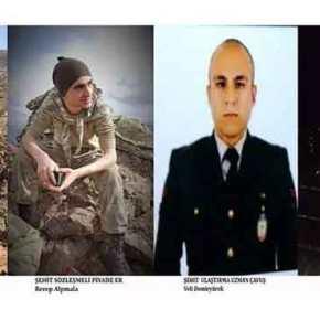 ΕΤΟΙΜΟΣ ΓΙΑ ΚΤΥΠΗΜΑ ΣΕ Β.ΙΡΑΚ ΚΑΙ ΣΥΡΙΑ ΕΙΝΑΙ Ο Ρ.Τ.ΕΡΝΤΟΓΑΝ 30 Τούρκοι νεκροί και 27 τραυματίες από νέο κτύπημα του PKK (vid,φωτό)