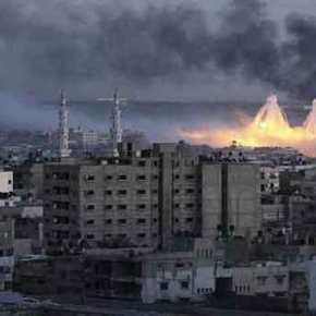 Φρίκη: Η Άγκυρα «λιώνει» τους Κούρδους κατοίκους της πόλης Νίσιβης με βόμβες λευκού φωσφόρου!(βίντεο)