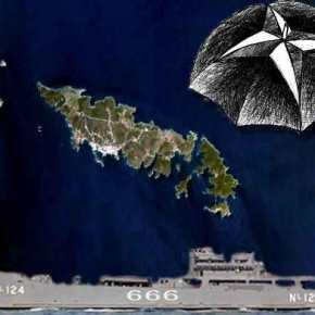 Τουρκικό αρματαγωγό παραβίασε τα χωρικά ύδατα στις Οινούσσες! Τι ανησυχεί τα ΓενικάΕπιτελεία