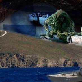 Όλα ήταν έτοιμα για την κατάληψη της νήσου Πασά: Οι Αρχηγοί των τουρκικών Επιτελείων είχαν ήδη μεταβεί στην φρεγάτα TCG Gökova(F-496)!