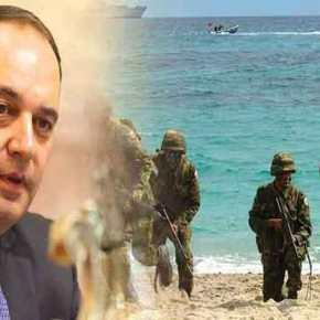 Γ.Πλακιωτάκης: «Ναι, οι Τούρκοι είχαν σχεδιάσει απόβαση σε νησίδα δίπλα στις Οινούσσες»! (vid)