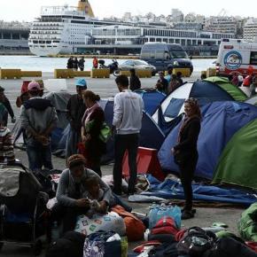 Aλλοι τέσσερις χώροι φιλοξενίας προσφύγων στηΘεσσαλονίκη