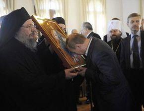 Πούτιν: Κοινή θρησκεία και συμπάθεια μαςενώνουν