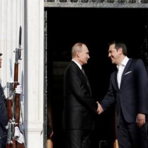 Επίσκεψη Πούτιν: Αυτές είναι οι διακηρύξεις και συμφωνίες Ελλάδας –Ρωσίας