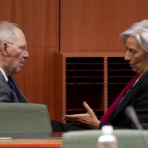 Ένα βήμα πιο κοντά Βρυξέλλες-ΔΝΤ, ενστάσεις απόΣόιμπλε