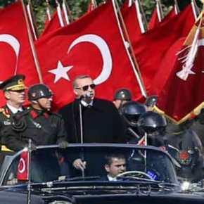Ρ.Τ.Ερντογάν: «Έδωσα εντολή για προετοιμασία χερσαίας εισβολής στη Συρία»!(φωτό)