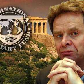 Η Ευρωπαϊκή Επιτροπή αναφέρει ανάκαμψη της ελληνικής οικονομίας το δεύτερο εξάμηνο ενώ το ΔΝΤ απαιτεί την καταστροφήμας