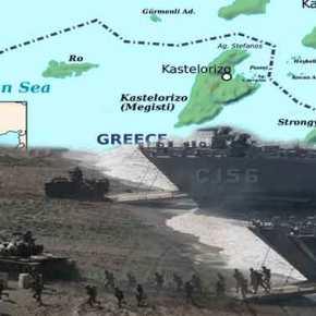 Ο Ερντογάν τραβάει επικίνδυνα το σχοινί στο Αιγαίο – Μετά τις Οινούσσες τουρκική «πολιορκία» και σε Ρόδο-Καστελόριζο