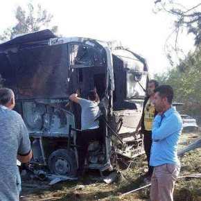 ΕΚΤΑΚΤΟ: Νέα σφαγή Τούρκων αστυνομικών στο Ντιγιαρμπακίρ – 9 νεκροί και 45 τραυματίες – Δείτε βίντεο καιεικόνες