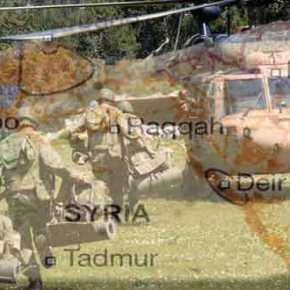 Για τουρκική εισβολή στη Συρία κάνει λόγο τοΙράν