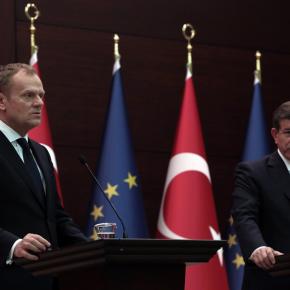Η Άγκυρα θα καταργήσει τις θεωρήσεις εισόδου για τουςΕλληνοκυπρίους