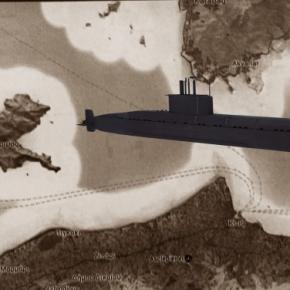 Τι συμβαίνει με το τουρκικό υποβρύχιο που κάνει «βόλτες» στηνΚω