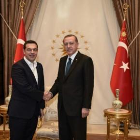 Τετ α τετ Τσίπρα – Ερντογάν τη Δευτέρα στην Κωνσταντινούπολη