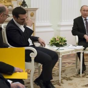 Ο Πούτιν έρχεται στην Αθήνα με… στρατηγική! Το σχέδιο για εναλλακτικόαγωγό