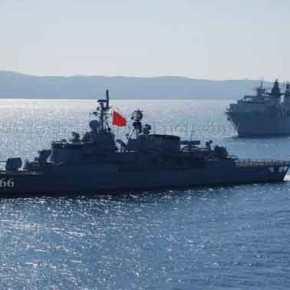 Πού το πάει η Άγκυρα; – Δύο σκάφη της τουρκικής Ακτοφυλακής κάνουν κύκλους γύρω από τις νησίδες Πασά και Παναγιά εντόςΕΧΥ