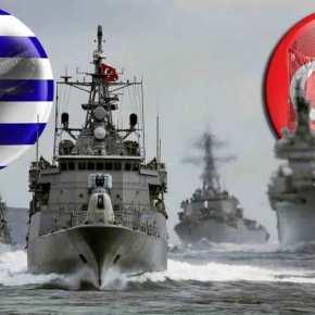 ΤΟ 2008 Άρχισαν τα όργανα: Συνθήκες πολεμικής σύγκρουσης δημιουργεί ανατολικά της Κρήτης η Τουρκία