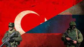 Σφοδρή επίθεση Μόσχας σε Αγκυρα για Αιγαίο και Συρία: «Θέλουν την ανασύσταση της Οθωμανικής Αυτοκρατορίας αλλά δεν θα έχουν καλό τέλος»!(vid)
