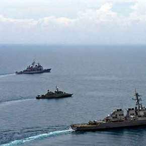 ΕΚΤΑΚΤΟ! Οι ΗΠΑ αποστέλλουν πολεμικό πλοίο με σύστημα AEGIS στο Αιγαίο για να «ελέγξουν» την θαλάσσια δίοδο από τηνΡωσία