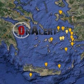Καμμένος: Απειλείται η Ικαρία – Αυτά είναι τα 18 νησιά που διεκδικεί η Τουρκία –ΧΑΡΤΗΣ
