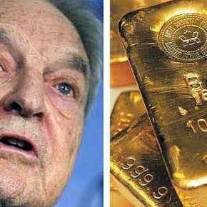 """Ο Σόρος αγοράζει χρυσό προβλέποντας """"καταστροφές""""! Τιξέρει;"""